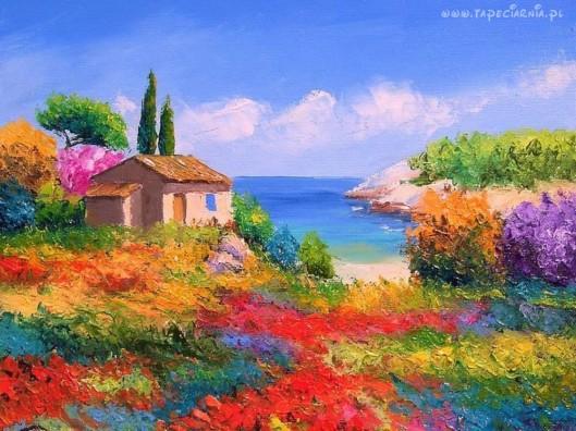 53169_obraz_olejny_zatoka_kwiaty