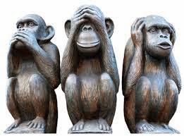 Cele trei maimute intelepte (1)